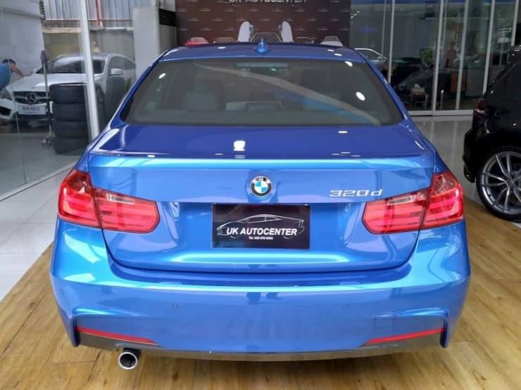 BMW 320d M-Sport Year2020 New car