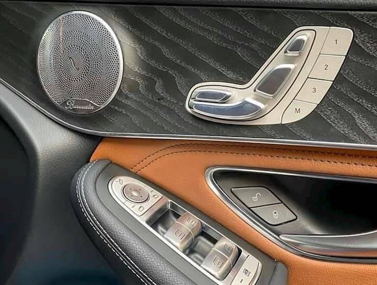 Benz GLC 250d