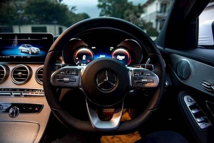 Mercedes-Benz C220d AMG Year2019