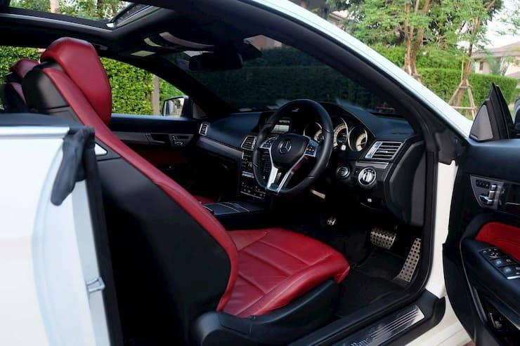 Mercedes-Benz E200 Coupe AMG