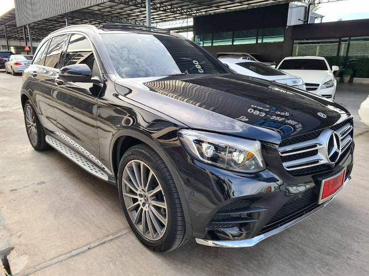Mercedes-Benz GLC250d AMG 4MATIC