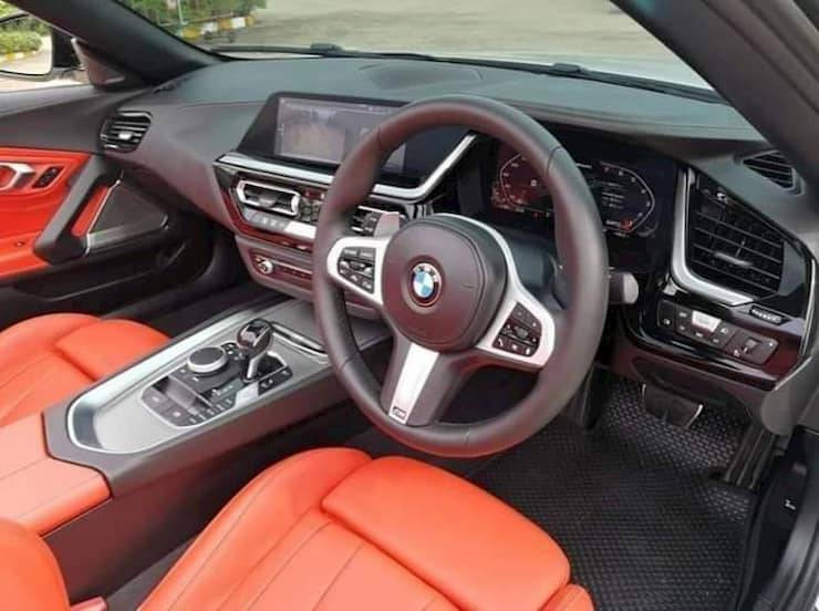 BMW z4 M40i M-Sport Package Year2019