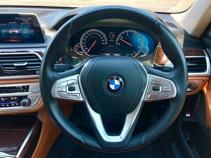 BMW 730Ld (G12) Diesel Limousine