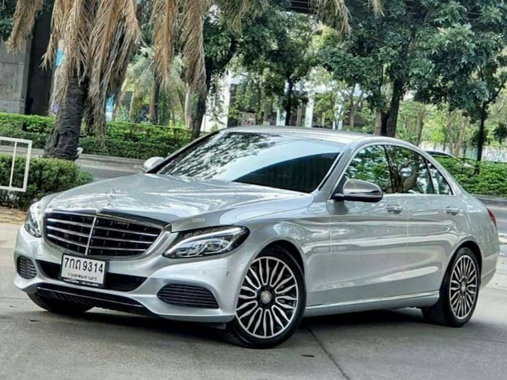 Mercedes-Benz C350e Exclusive Year2017