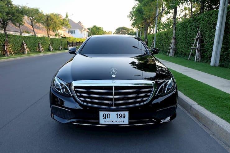 Benz E220d Year2017