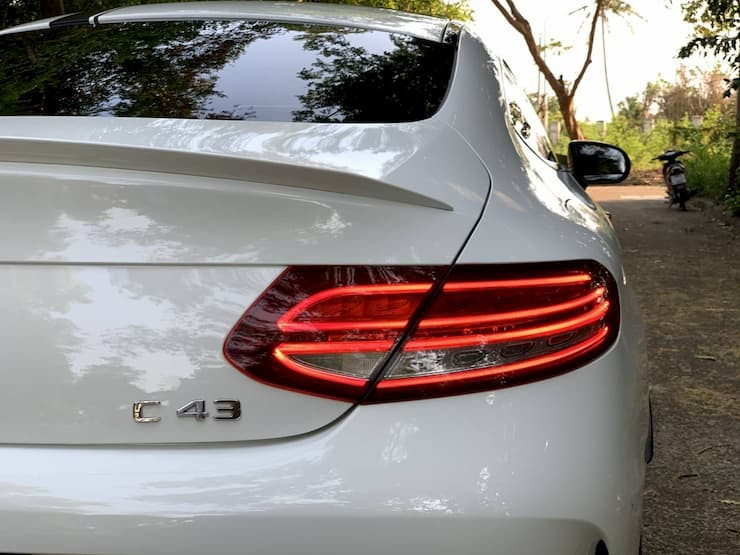 Mercedes-Benz C43 Coupe AMG Year2018