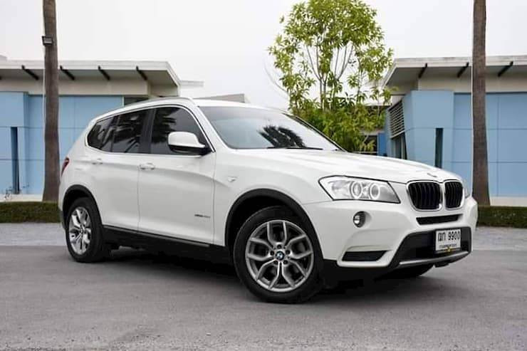 BMW x3 xDrive20d Hight line Year2012