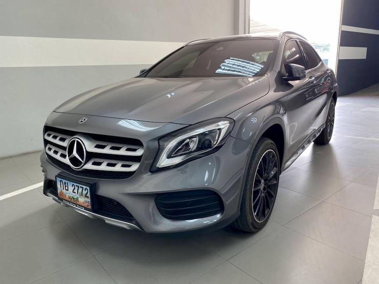 Benz GLA250 AMG