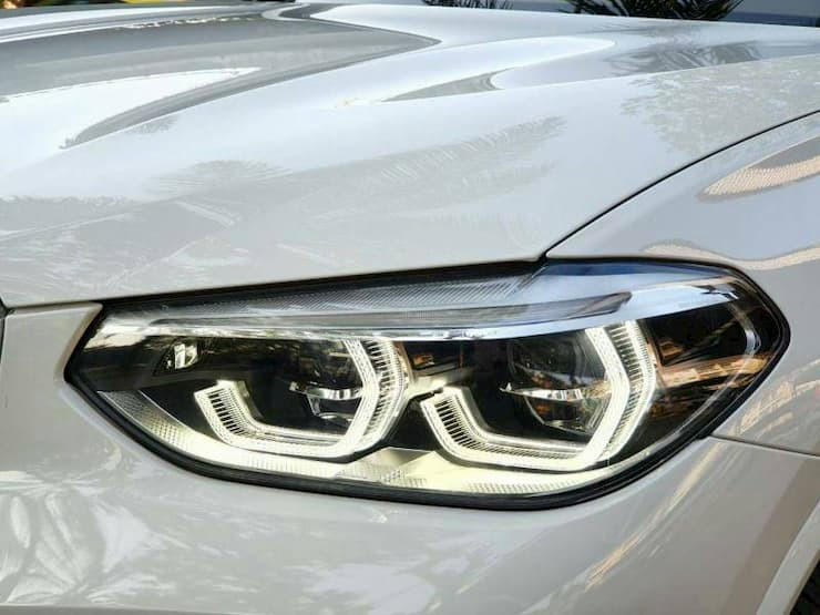 BMW x3 M-Sport Year2018 White color