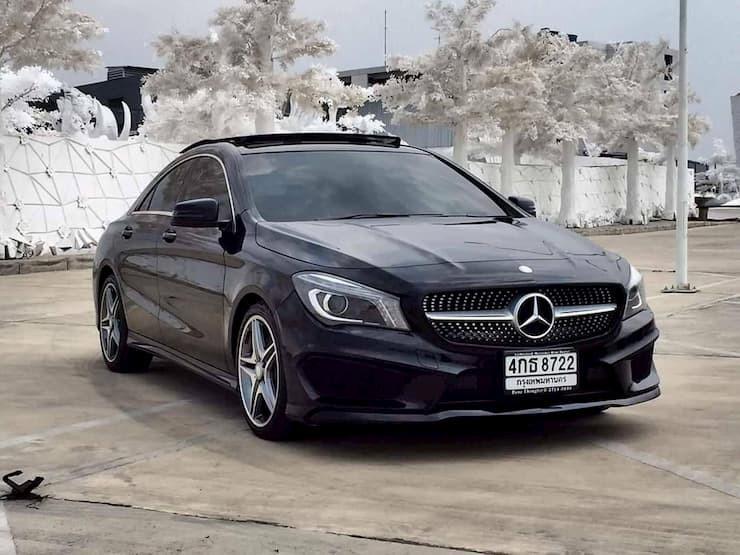 Mercedes-Benz CLA250 AMG Year2015