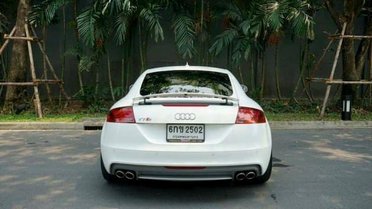 Audi TTS 2.0 Coupe TFSI Quattro Year2011
