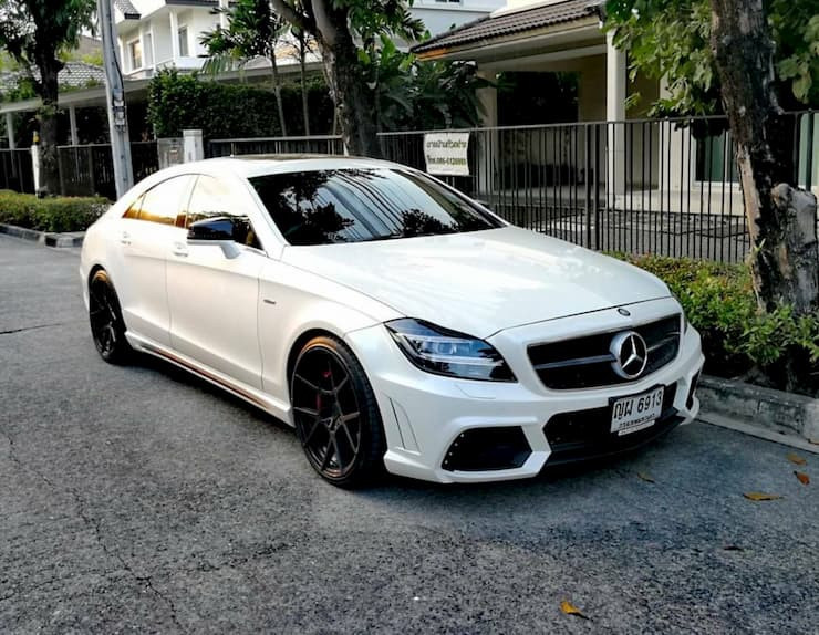 Benz CLS250 Year2012