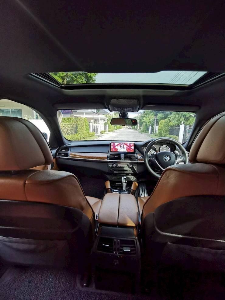 BMW x6 M-Sport Package Year2010