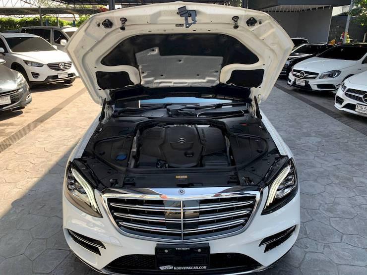 Mercedes Benz S350d AMG Premium 2018