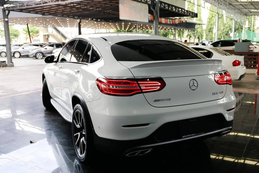 Mercedes Benz GLC43 4MATIC Coupe AMG