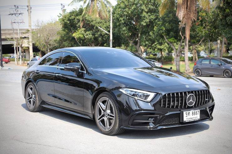 Mercedes-Benz CLS300d AMG Year2020