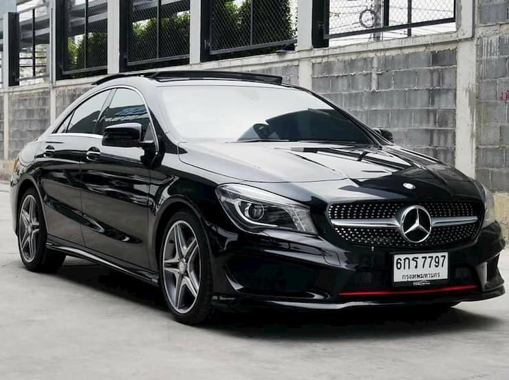 Mercedes Benz CLA250 AMG Year2016