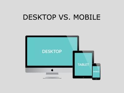 ความแตกต่างระหว่างการแสดงผลเว็บไซต์ผ่านคอมพิวเตอร์ และมือถือ